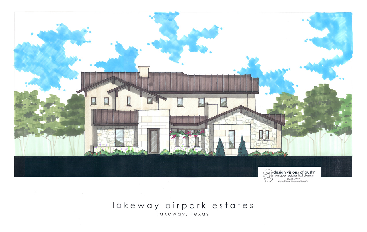 Example of Proposed Home Plan #1