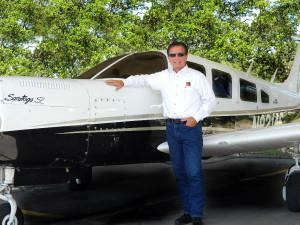 Steve Zbranek Licensed Pilot and Builder for Lakeway Airpark Estates homes.